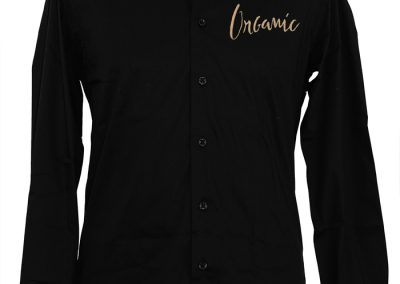 camisa preta-com logo-NET